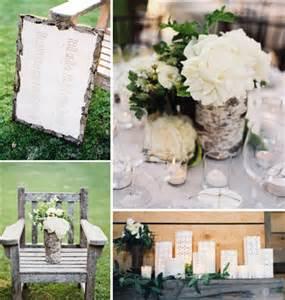nature wedding 8 modern rustic reception ideas wedding decorations