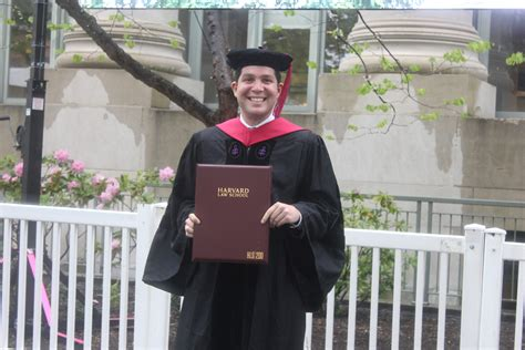 north woodmere resident graduates harvard law herald community