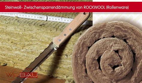 alukaschierte steinwolle rolle rockwool toprock 035 g 252 nstige baustoffe
