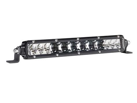 buy rigid sr2 10 inch white driving hyperspot combo led