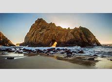 Pfeiffer Beach, Big Sur, CA California Beaches