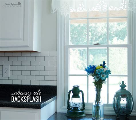 diy tile kitchen backsplash diy subway tile backsplash