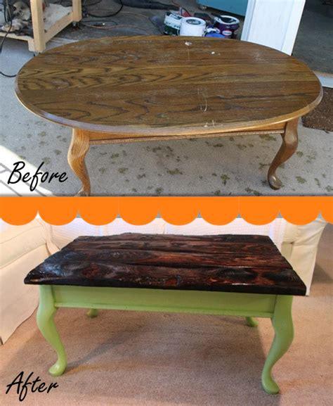 Beezwax Green Coffee Table