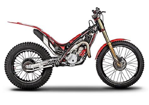2018 Gas Gas Txt Trials Motorcycles