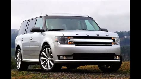 ford flex  car review youtube