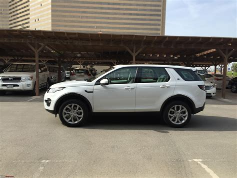 Land Rover Discovery Sport Modification by With A Land Rover Discovery Sport Team Bhp