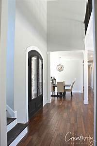 Repose gray from sherwin williams color spotlight for Whole home interior paint ideas