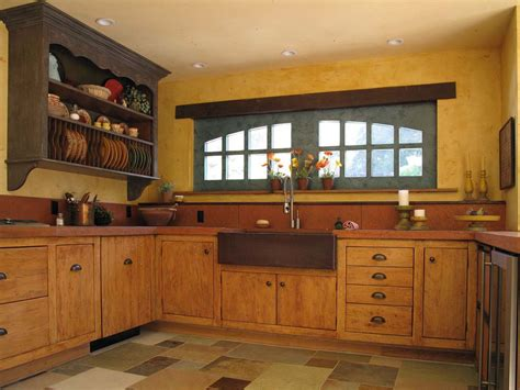 country style kitchen cabinets yellow wood kitchen cabinets with french country style