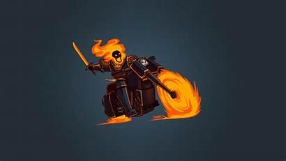 Ghost Rider Wallpapers 4k 1080p Artwork Marvel