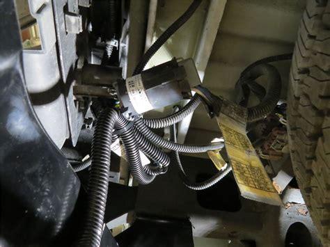 Silverado Trailer Wiring Harnes by 2000 Chevrolet Silverado Curt T Connector Vehicle Wiring