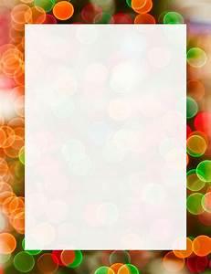 Free, Christmas, Border, Clipart, -, Frames