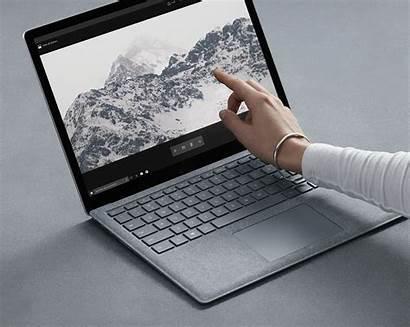 Surface Laptop Microsoft Windows Told