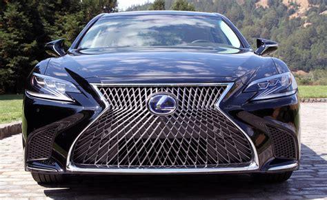 Review Lexus Ls by 2018 Lexus Ls 500 Review Autoguide