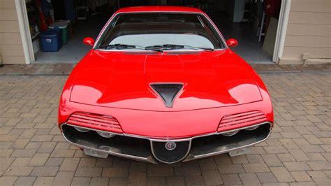 Alfa Romeo On Ebay by 1971 Alfa Romeo Montreal For Sale On Ebay Drivers Magazine