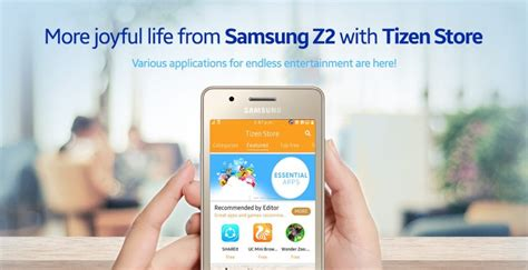 samsung z2 coming soon to south africa nigeria and kenya iot gadgets