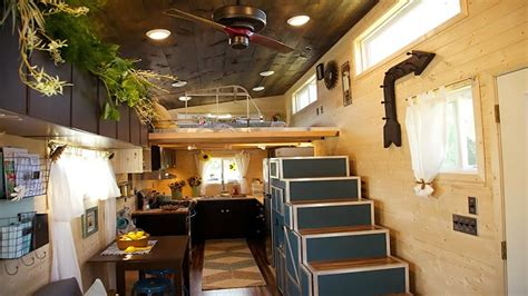 Top 3 Beautiful Luxury Tiny House With A Great Floor Plan