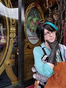 Varian Tangled Cosplay