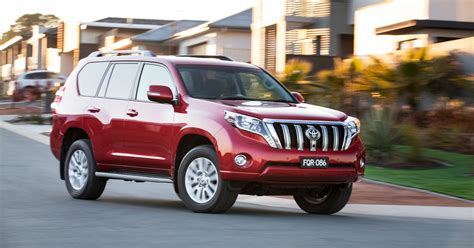toyota landcruiser prado pricing  specifications