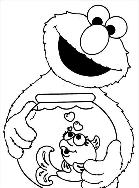elmo  dorothy coloring pages elmo coloring pages sesame street coloring pages birthday