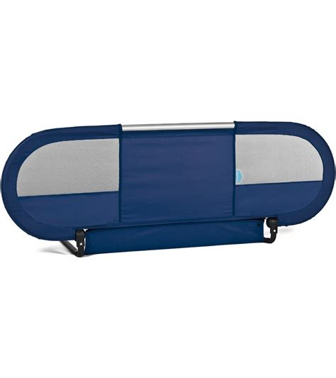 babyhome side bed rail navy