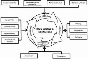 Application Matrix Of Nanotechnology In Food Science And