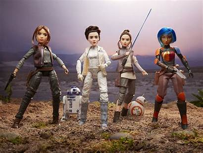 Destiny Forces Wars Figures Toy Revealed Line