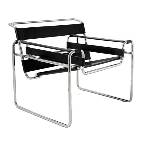 Stuhl Marcel Breuer by Marcel Breuer Wassily Chair Material Lightweight