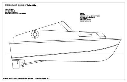 Rc Jet Boat Plans by Model Boat Plans Store Blueprints For Your Next
