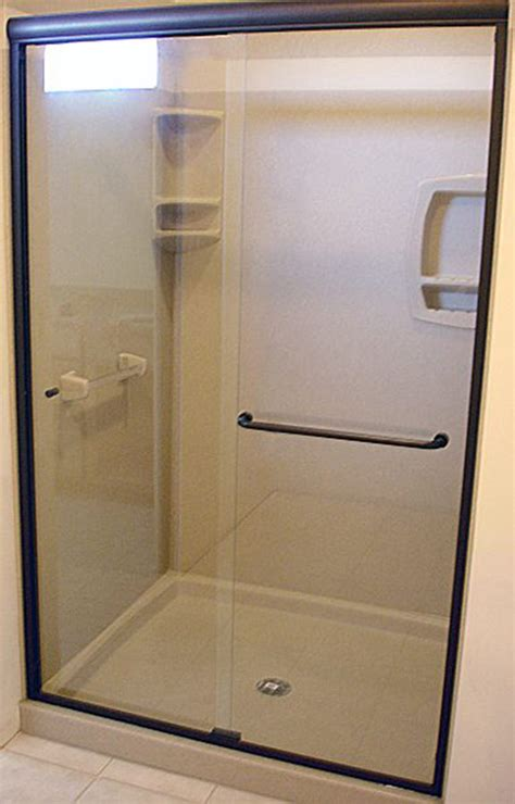Shower Walls And Base by Solid Surface Shower Bases Wall Panel Kits Innovate