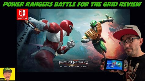 It's Morphin Time! Power Rangers - Battle For The Grid ...