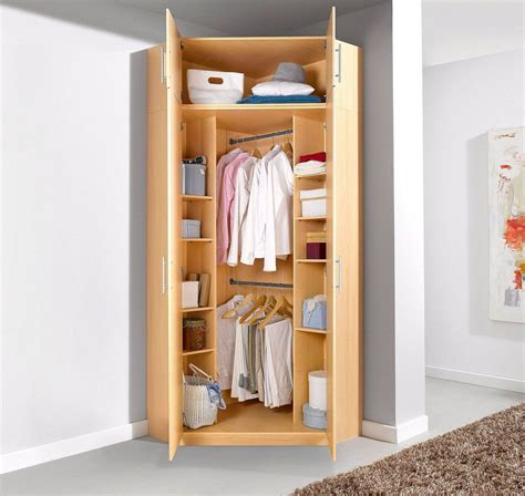 armoire d angle armoire angle pour chambre