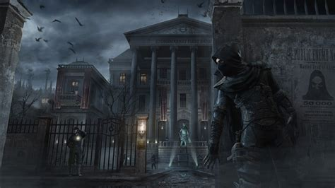 thief bank heist mission wallpapers hd wallpapers id
