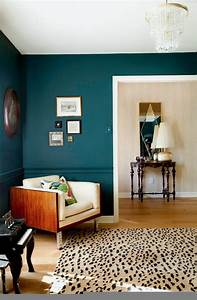 How, To, Use, Bold, Paint, Colors, In, Your, Living, Room