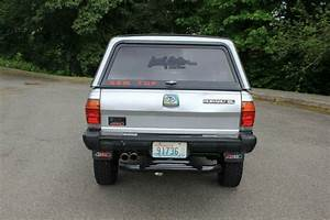 1986 Subaru Brat Sport Good Condition  2 Owners For Sale