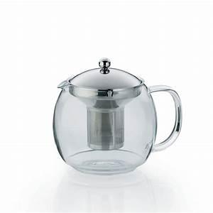 Teekanne Aus Glas Mit Sieb : kela teekanne glas edelstahl sieb teebereiter tee bereiter ~ Michelbontemps.com Haus und Dekorationen
