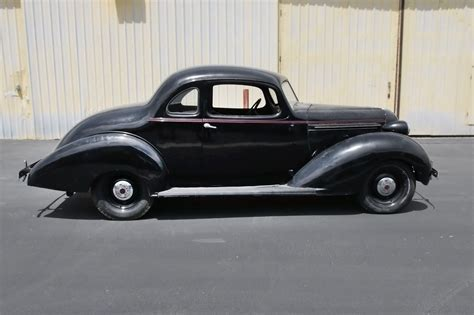 Honey Of A Hudson: 1937 Terraplane DeLuxe 71 Coupe