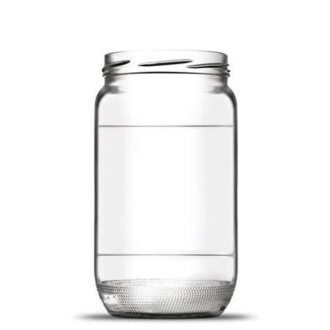 grossiste pot en verre gros pots vide en verre de forme cylindrique re 85 cl