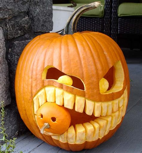 twelve jack  lantern ideas  halloween parr lumber