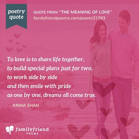 Love Poems for Him for Her