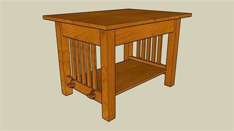 images  mission furniture plans  pinterest