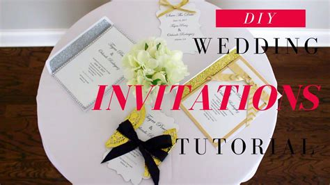 diy wedding invitations diy save the date cards fast