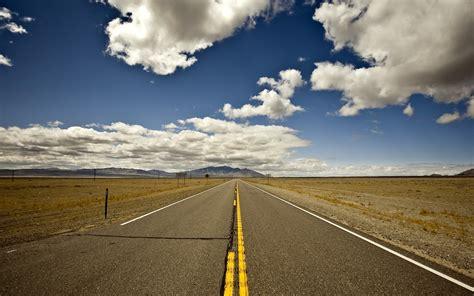 landscape, Road, Sky Wallpapers HD / Desktop and Mobile ...