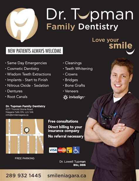 tupman lowell dr dentistry professional corp dr niagara