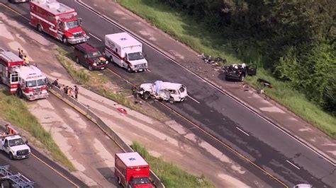 1 Killed, 2 Injured In I80 Crash Near Joliet