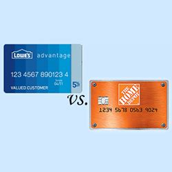 Check spelling or type a new query. Lowe's Advantage vs. Home Depot Consumer   finder.com