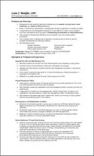 exle of licensed practical resume resume exles lpn costa sol real estate and