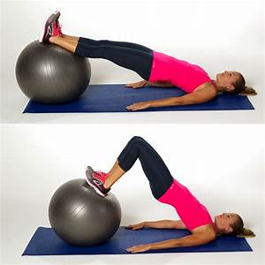 Lying Hamstring Curl | The 53 Best Leg Exercises Out There ...