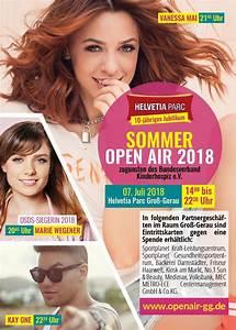 Helvetia Parc Groß Gerau : tv print und online pr sommer open air gro gerau 2018 sebastian hiedels ~ Yasmunasinghe.com Haus und Dekorationen