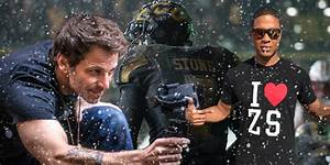 Zack Snyder Wants You to Believe in the Snyder Cut