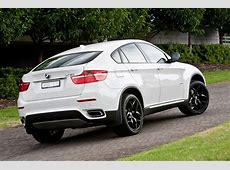 2009 Bmw X6 m – pictures, information and specs Auto